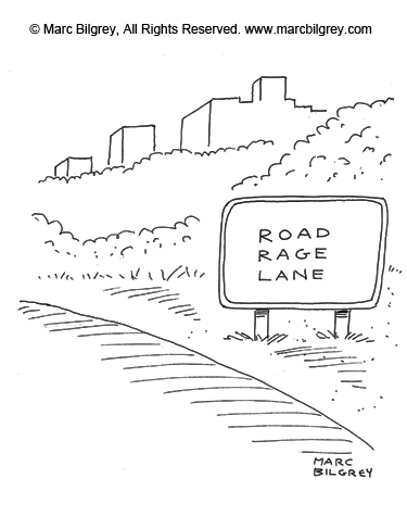 road rage lane