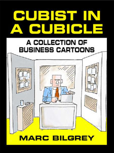 cubist in a cubicle by marc bilgrey